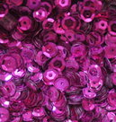 Pailletten-5mm-Fuchsia