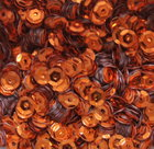 Sequins-5mm-orange