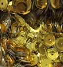 Sequins-8mm-yellow