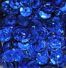 Laser-Pailletten-5mm-Blau