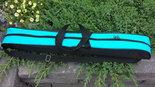 Batontas-nylon-zwart-neon-blauw