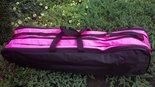 Batontas-nylon-groot-zwart-neon-roze