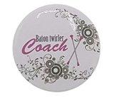 Button Baton Twirler Coach 35mm_