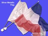 """Vlag voor 32"""" vlagbaton_"""