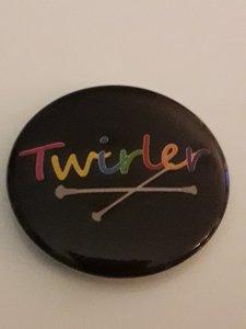 Button Twirler - batons 35mm