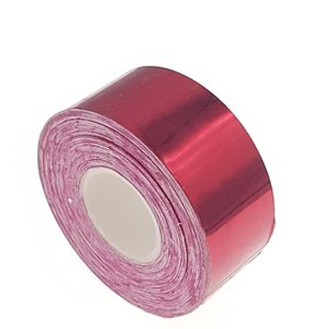 Metallic tape rood 25mm