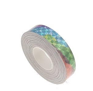 Hologram tape multicolour 12.5mm