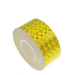 Hologram tape yellow