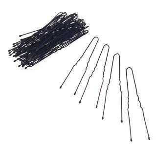 Steekspeldjes dun 50mm zwart
