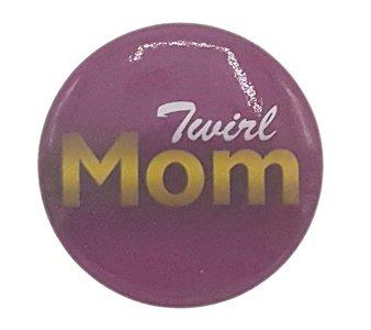 Button Twirl Mom 35mm