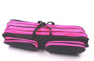 Batontas XL zwart/roze
