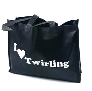 Tas I love Twirling