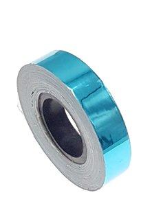 Metallic tape blauw 12.5mm