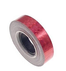Hologram tape rood 12.5mm