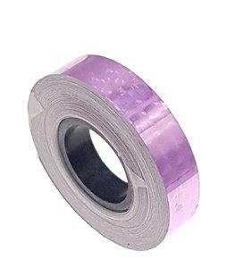 Hologram tape roze 12.5mm