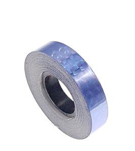 Hologram tape turqoise 12.5mm