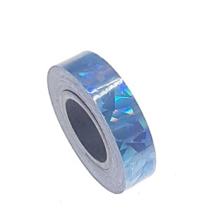 Cracked Ice tape blue 12.5mm