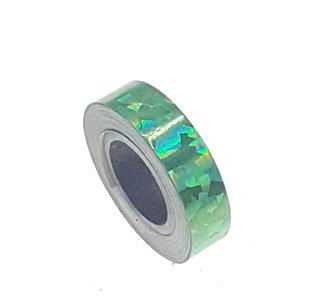 Cracked Ice tape groen 12.5mm