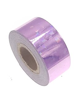 Cracked Ice tape Pink 25mm
