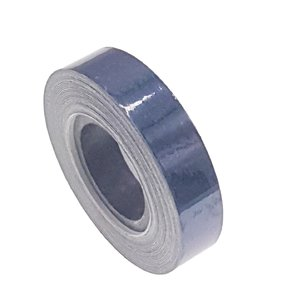 Pailletten tape zwart 12.5mm