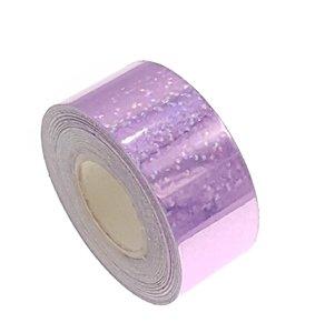 Pailletten tape pink 25mm