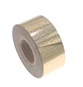 Pailletten tape goud 25mm