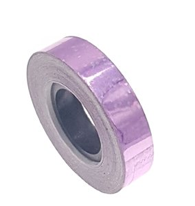 Pailletten tape pink 12,5mm