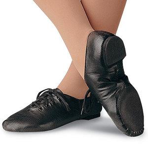 Capezio twirling shoes black (WIDE)