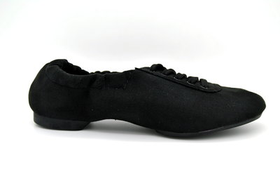 Venturelli Twirling Shoes Black