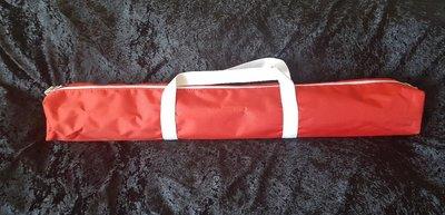 Van Beers batontas met bodem Rood