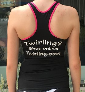 Tanktop Twirling Shop online