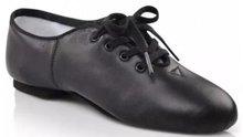 Chaussures de Twirling Capezio Noir